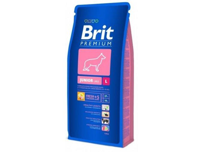 Brit Premium Junior L 15+ 3 kg