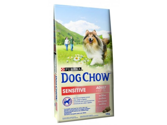 Purina Dog Chow Salmon 14kg