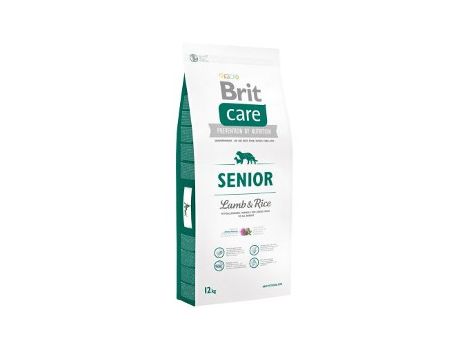 68257 pla brit care senior all breed lamb rice 4