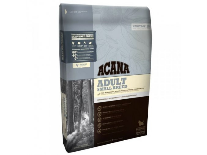 Acana dog Adult Small Breed Heritage 6 kg