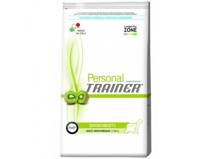 Nova Foods Trainer Personal Medium /Maxi Sensiobesity 12,5 kg