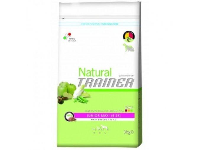 Nova Foods Trainer Natural Junior Maxi 12,5 kg
