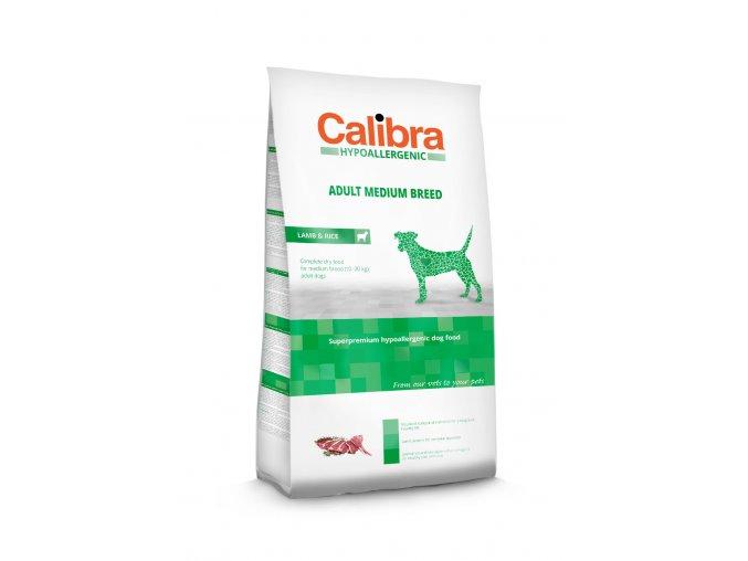 calibra dog HA adult medium lamb