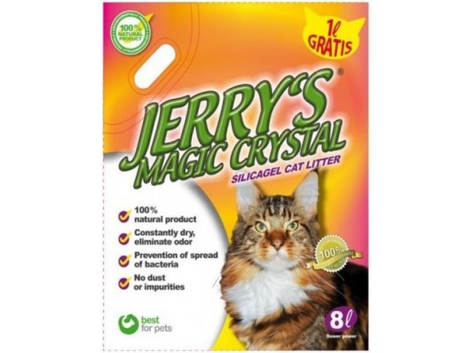 Jerry's Magic Crystals Flower Power 7,6l