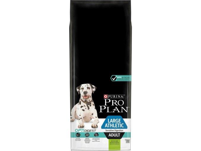 Pro Plan Large Adult Athletic Sensitive Digestion 14 + 2,5kg
