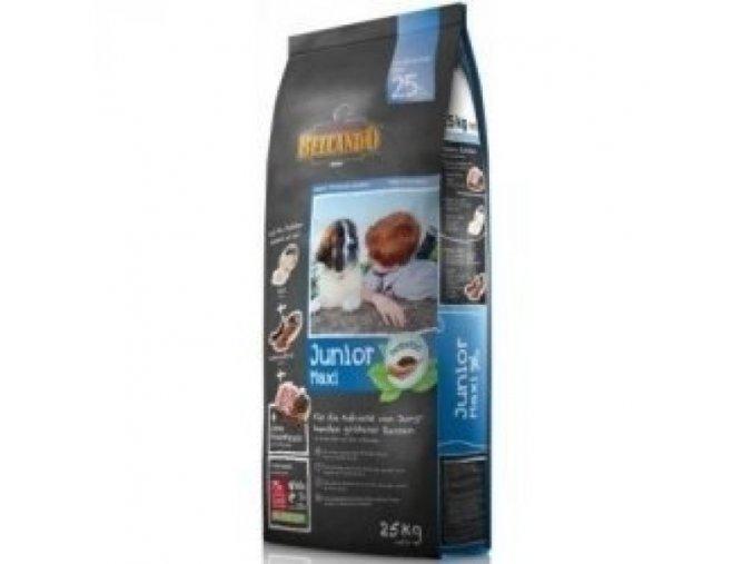 Belcando Junior Maxi 22,5 kg  + Sušené Maso 250g
