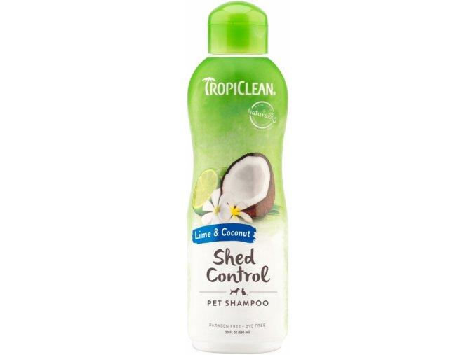 TropiClean šampon limetka & kokos 355 ml