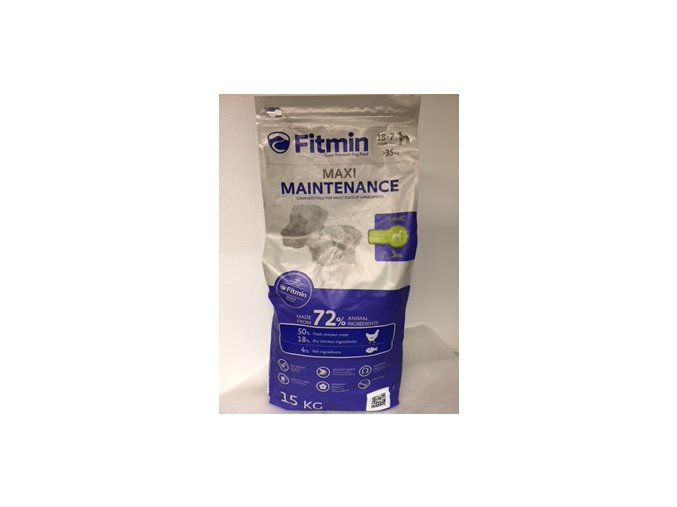 Fitmin Dog Maxi Maintenance 2 x 15 kg
