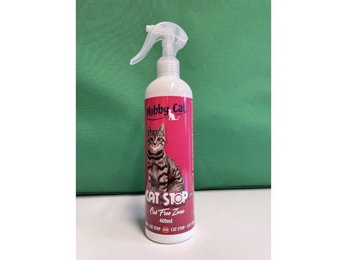 CERTECH Akyszek Spray - odpuzovač koček