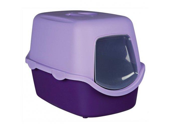 WC VICO 56x40x40cm fialová/lila
