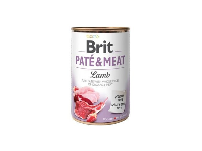 Brit Paté & Meat Lamb 400g