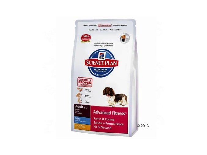 6678 canine adult advanced fitness mini mit huhn 3kg r 9