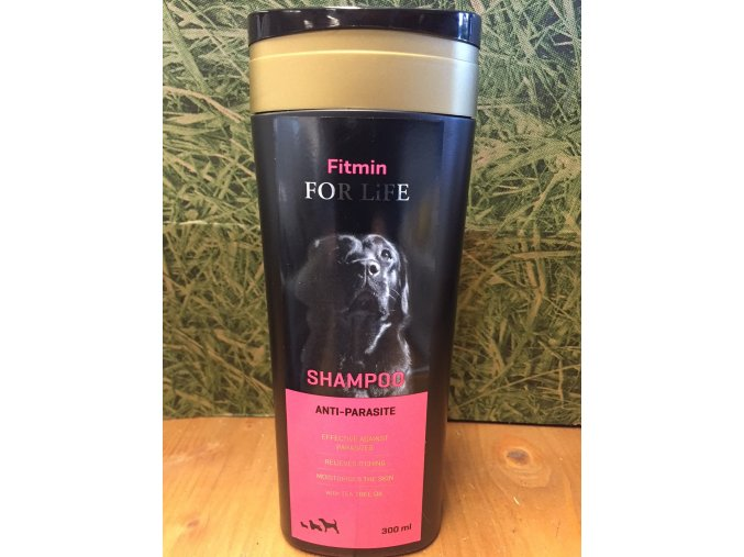 Fitmin for Life Šampon Anti-parasite 300 ml