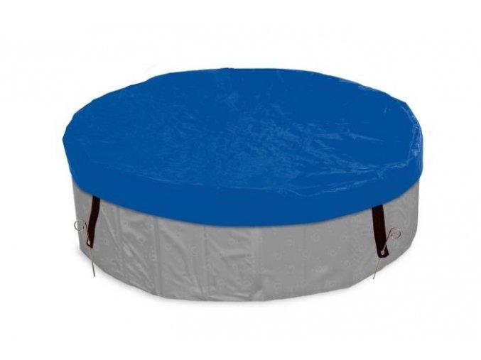 Karlie Plachta na bazén, modrá, 120cm