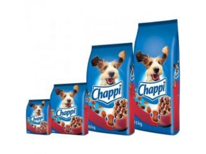 Chappi s hovězím masem 10 kg