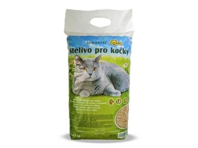 LIMARA stelivo pro kočky, 5kg