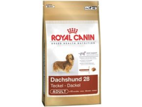 Royal Canin Mini Adult Jezevčík 7,5 kg