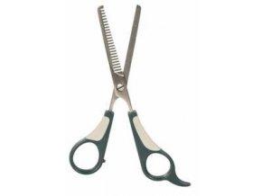 Efilační nůžky jednostranné