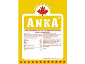 Anka Lamb & Rice 10 kg