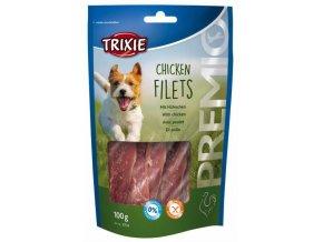 Trixie Premio CHICKEN FILETS light 100g