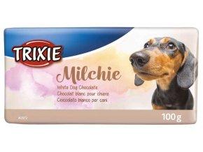 TRIXIE Milchie - čokoláda s vitamíny bílá 100g