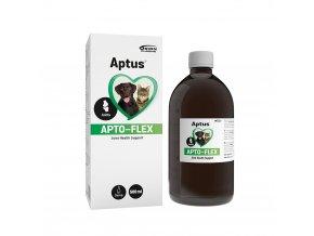 Orion Pharma Aptus Apto-Flex sirup 500ml  + Měkké plátky 200g
