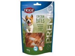 Trixie Esquisita Snack Kuřecí kousky Light 100g