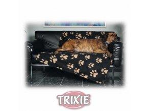 Trixie deka flaušová Barney