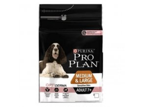 Purina Pro Plan dog Senior Sensitive Salmon 14 kg