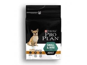 pro plan dog adult small mini krmivo pro psy
