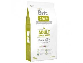 68254 pla brit care adult small breed lamb rice 2