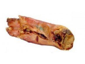 Uzená vepřová nožka pro psy 1 ks volná