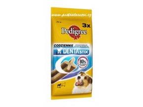 Denta Stix Pedigree pochoutka pro psy 77 g