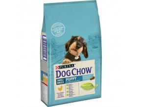dog chow puppy mini 75kg kure