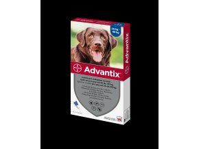 ADVANTIX 25 40kg 4p packshot