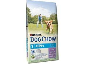 purina dog chow puppy lamb 14 kg doprava zdarma