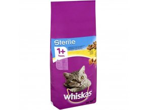 Whiskas granule sterilised 14 kg