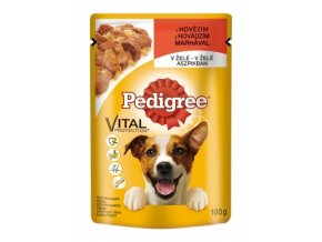Pedigree Adult hovězí 100 g