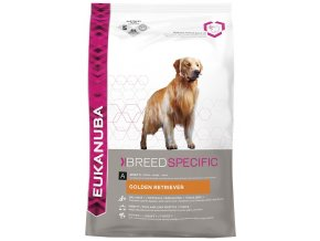 eukanuba golden retriever 12kg original
