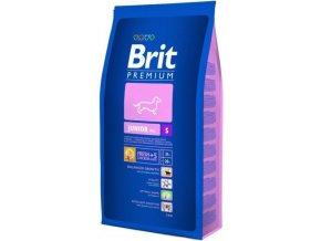 Brit Premium Dog Junior S 8 kg