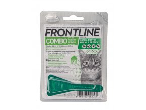Frontline Combo Spot - On Cat 0,5 ml