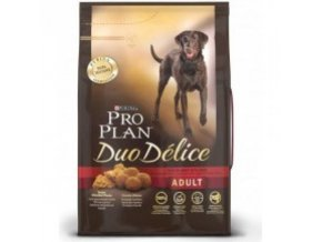 Purina Pro Plan Dog Adult Duo Délice Beef 10 kg