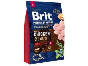 Brit Premium Adult Large 3 kg