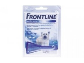 Merial Frontline spot on Dog M 1x 1,34ml