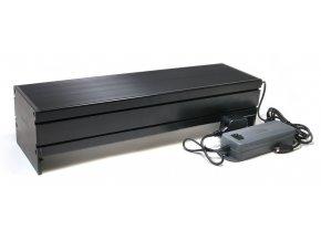 Arcadia Canopy Luminaire T5 D3+, 918x130 mm
