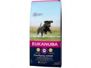 eukanuba puppy junior large breed 15kg