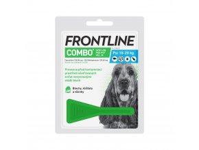 Frontline Combo Spot on Dog M(10-20kg)