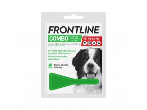Frontline Combo Spot on Dog XL(40-60kg)