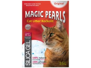 Magic Cat kočkolit Magic Pearls 16l