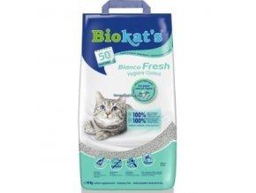 Biokat's Bianco Fresh control Kočkolit 10kg